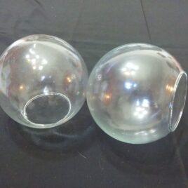Tulipas Globo Transparente Sin cuello